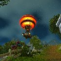Padaren balloon in Stormwind